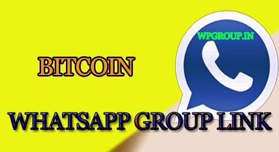 bitcoin trading whatsapp group)