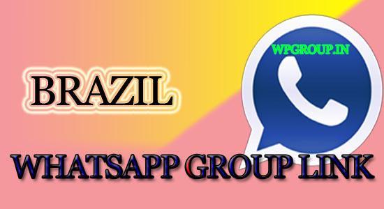Brazil whatsapp group link   Brazil whatsapp groups - WP Groups