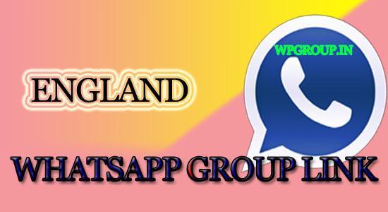 England whatsapp group link | England whatsapp groups - WP