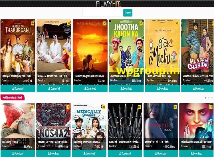 FilmyHit Movies 2019: Bollywood, Hollywood, Punjabi Movies HD