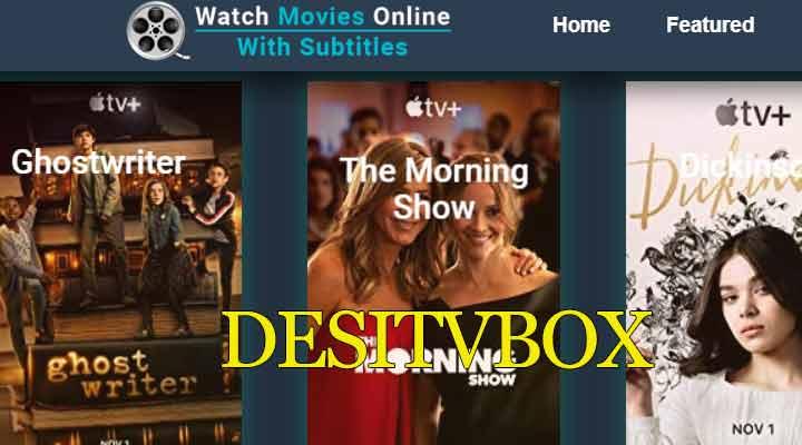 Desitvbox Tv
